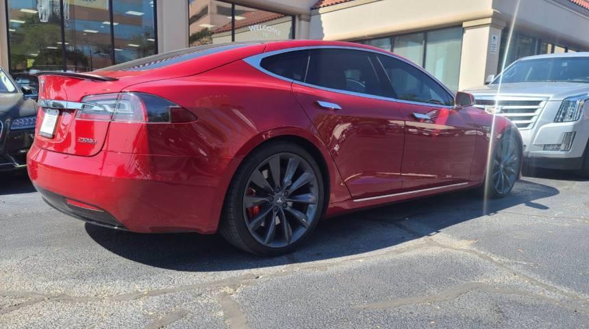 2016 Tesla Model S 5YJSA1E42GF159606