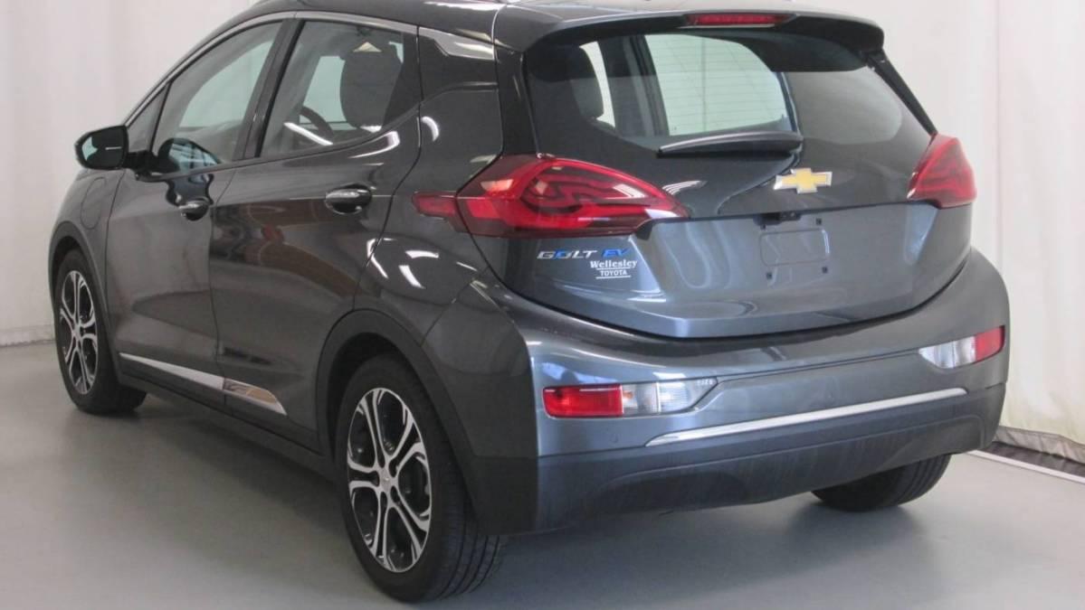 2018 Chevrolet Bolt 1G1FX6S0XJ4110806