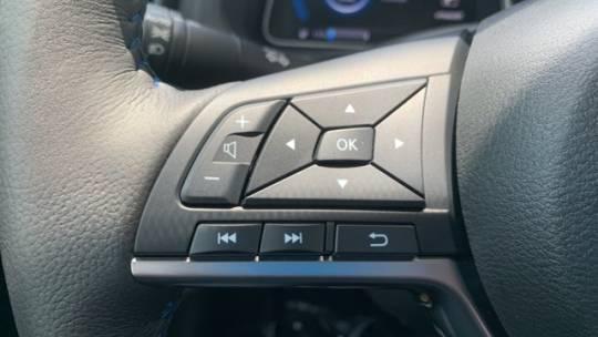 2021 Nissan LEAF 1N4AZ1CV0MC556990