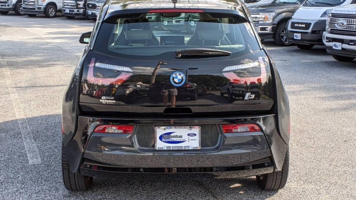 2015 BMW i3 WBY1Z2C58FV287515