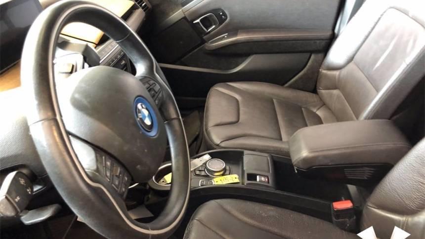 2014 BMW i3 WBY1Z2C53EVX51695