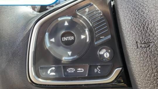 2018 Honda Clarity JHMZC5F34JC010820