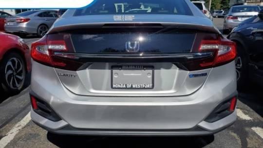2018 Honda Clarity JHMZC5F10JC009923