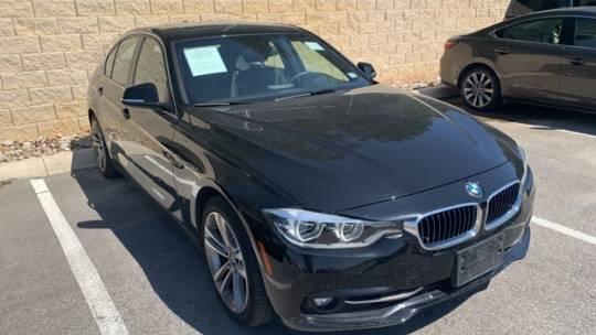 2018 BMW 3 Series WBA8E1C54JA756926