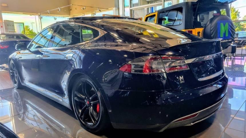 2014 Tesla Model S 5YJSA1H10EFP32792