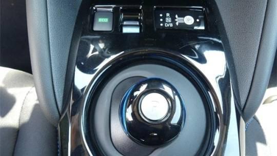 2021 Nissan LEAF 1N4AZ1CV9MC555305
