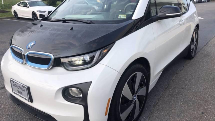2015 BMW i3 WBY1Z4C54FV500715