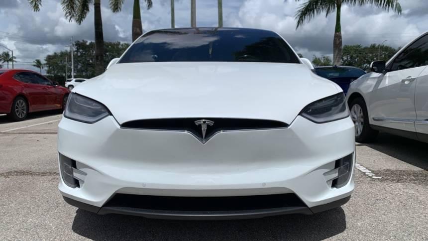 2016 Tesla Model X 5YJXCBE24GF013437