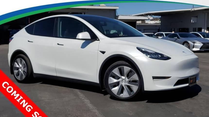 2021 Tesla Model Y 5YJYGDEE6MF067140