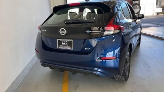 2019 Nissan LEAF 1N4AZ1CP2KC303135