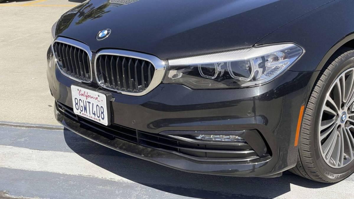 2018 BMW 5 Series WBAJA9C50JB251777