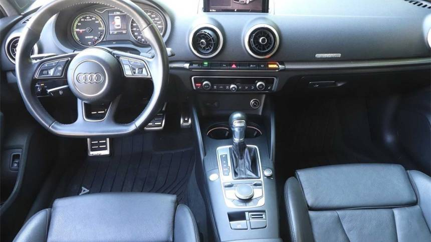 2018 Audi A3 Sportback e-tron WAUTPBFF3JA095548