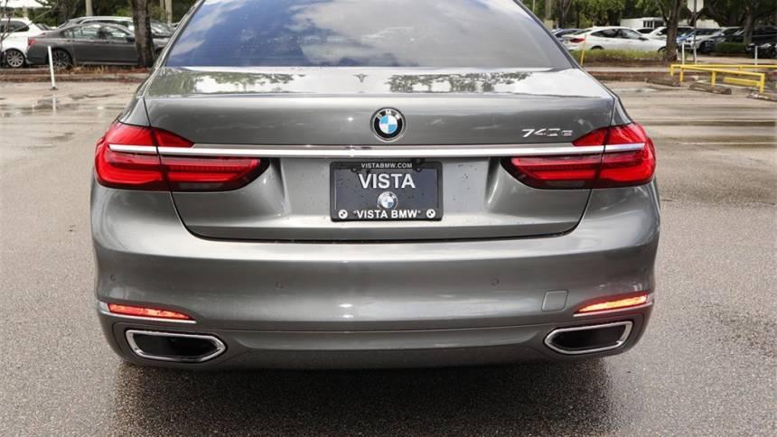 2018 BMW 7 Series WBA7J2C50JG938374