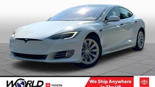 2016 Tesla Model S 5YJSA1E29GF158726