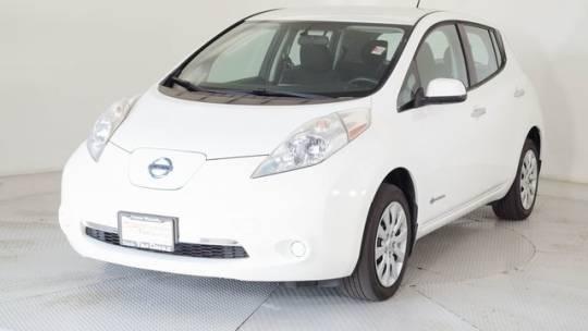 2015 Nissan LEAF 1N4AZ0CP8FC315838