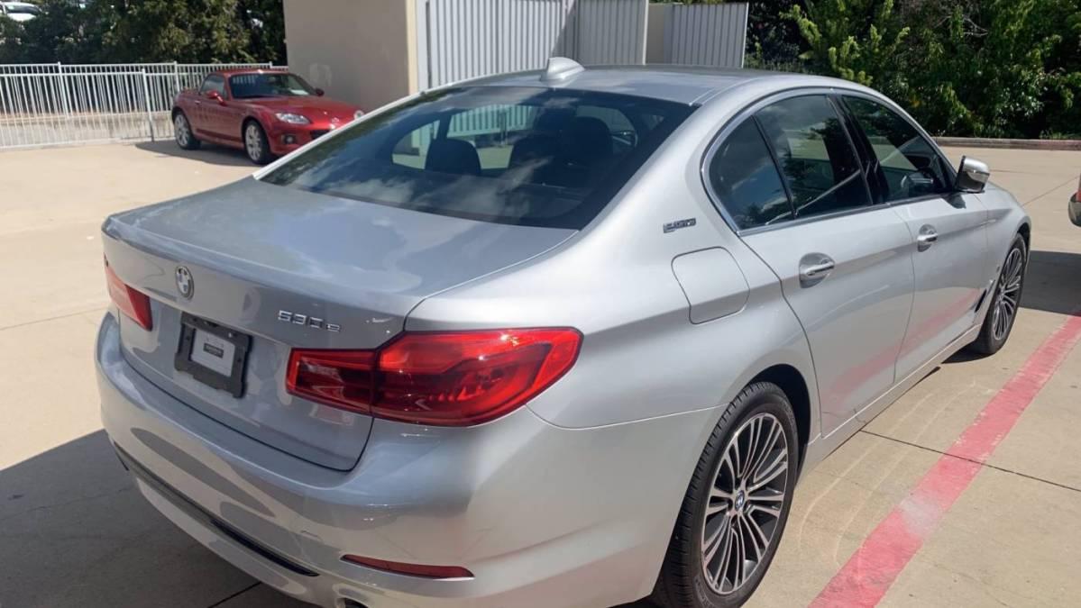 2018 BMW 5 Series WBAJA9C51JB249648