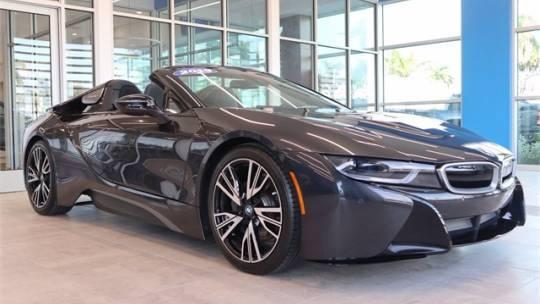 2019 BMW i8 WBY2Z6C54K7D07319