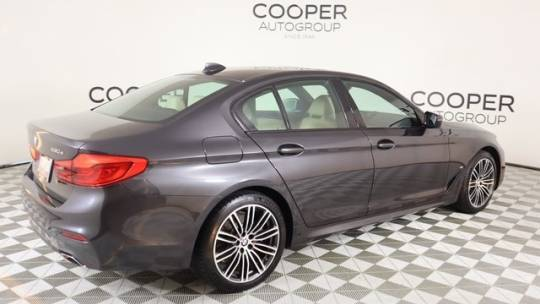 2020 BMW 5 Series WBAJA9C07LCD09906