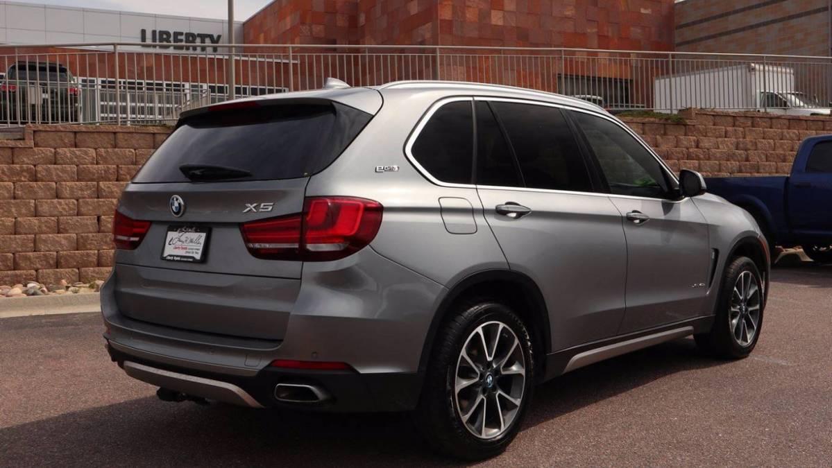 2018 BMW X5 xDrive40e 5UXKT0C58J0W01258