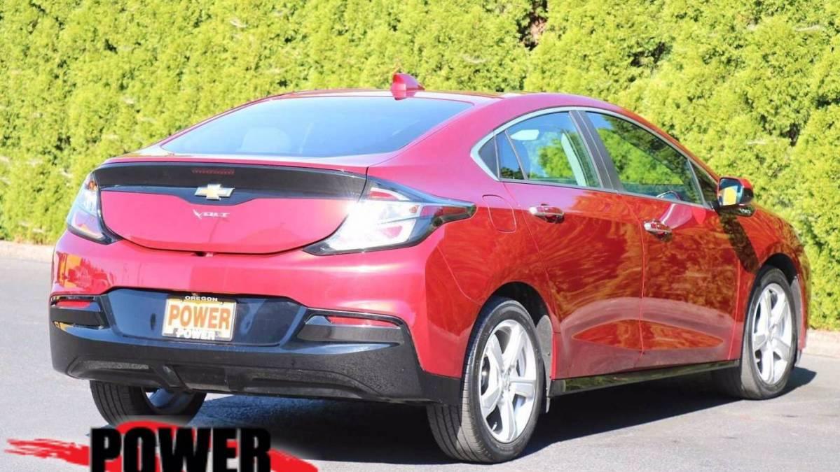 2018 Chevrolet VOLT 1G1RA6S57JU135138
