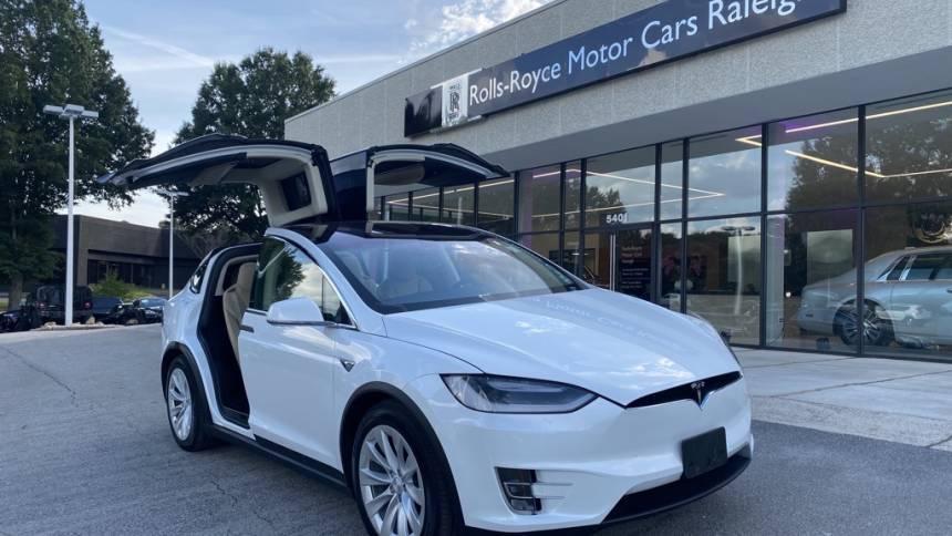 2017 Tesla Model X 5YJXCBE21HF049538
