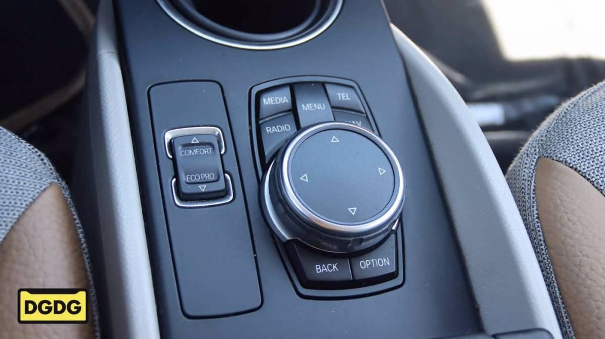 2014 BMW i3 WBY1Z2C50EV285370