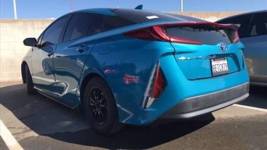 2018 Toyota Prius Prime JTDKARFP6J3089281