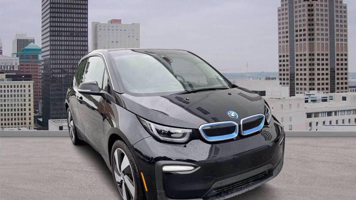 2018 BMW i3 WBY7Z2C51JVE64766