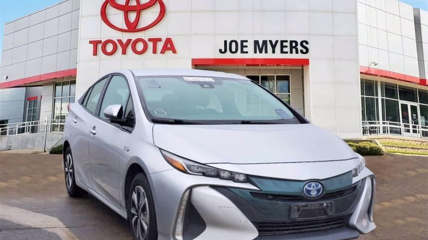 2017 Toyota Prius Prime JTDKARFP5H3022620