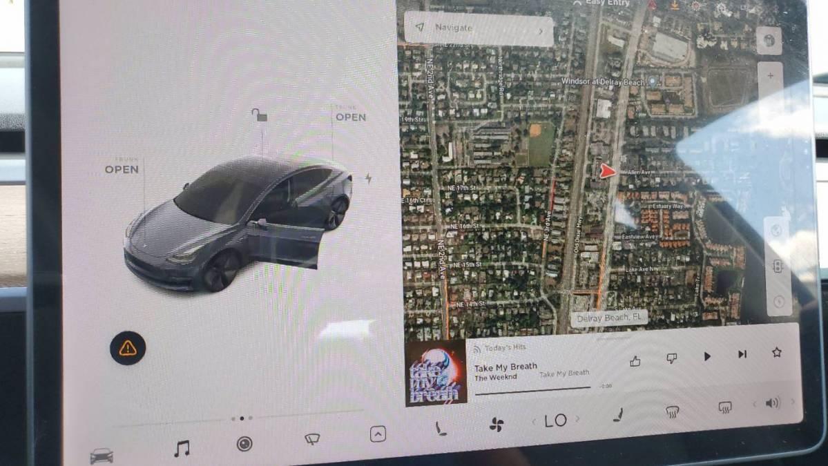 2018 Tesla Model 3 5YJ3E1EB1JF087280