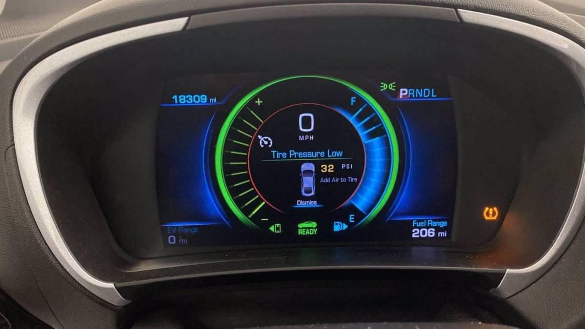 2018 Chevrolet VOLT 1G1RC6S50JU150087