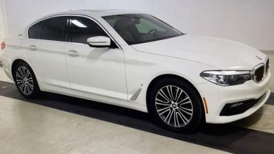 2018 BMW 5 Series WBAJA9C5XJG623239