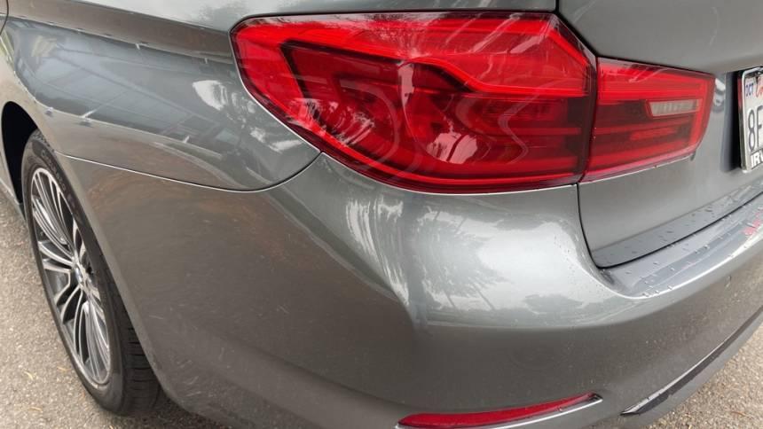 2018 BMW 5 Series WBAJA9C56JB253419