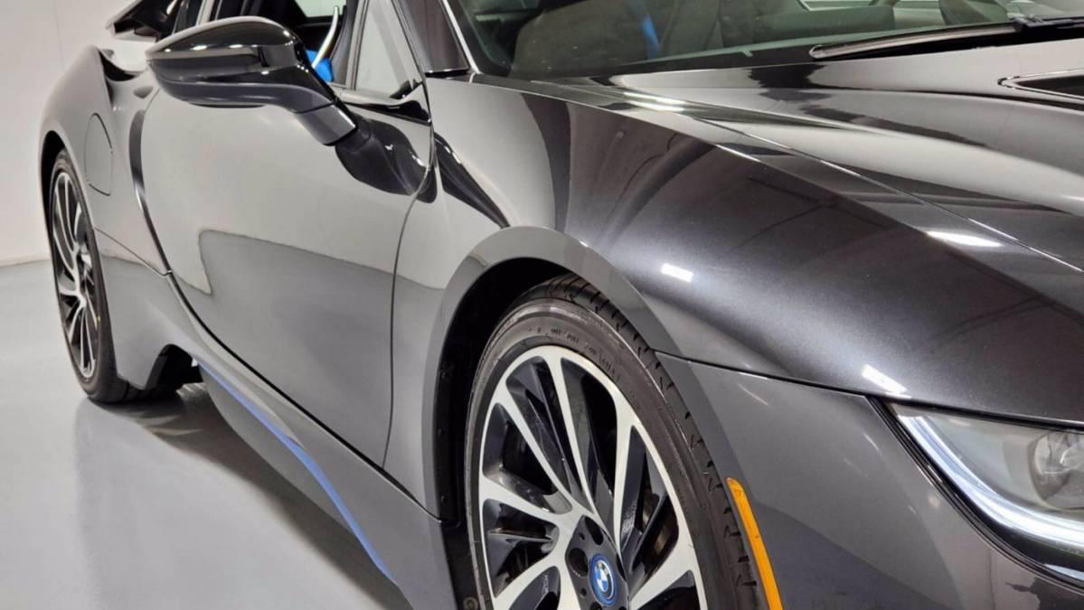 2015 BMW i8 WBY2Z2C56FV391960
