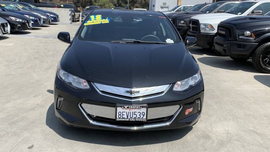 2018 Chevrolet VOLT 1G1RC6S55JU145371