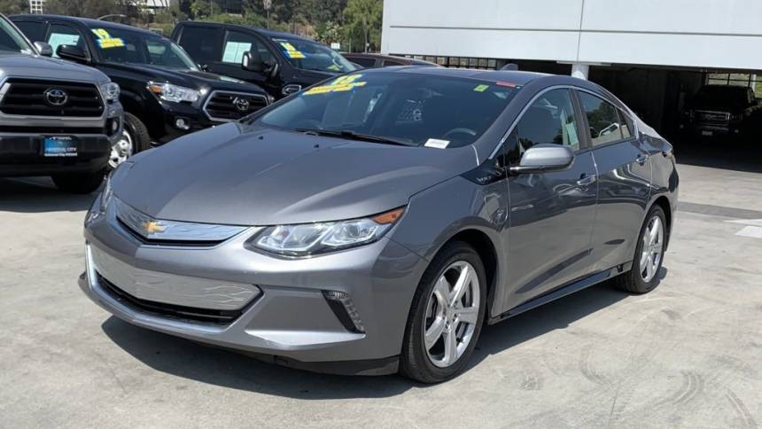 2018 Chevrolet VOLT 1G1RC6S51JU149062