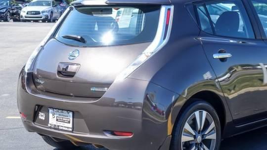 2016 Nissan LEAF 1N4BZ0CP0GC300675
