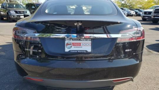 2015 Tesla Model S 5YJSA1H23FF091454