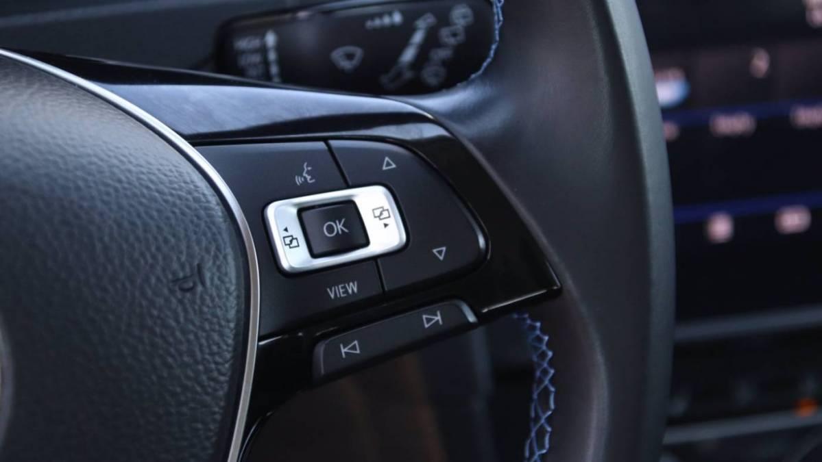 2019 Volkswagen e-Golf WVWKR7AU6KW909594