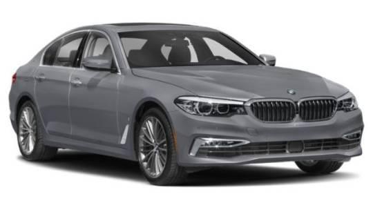 2018 BMW 5 Series WBAJB1C50JB083881