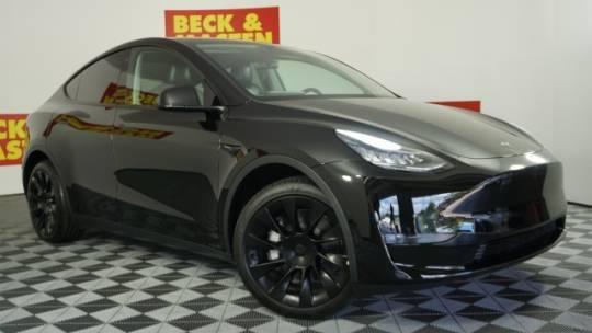 2021 Tesla Model Y 5YJYGDEE4MF250956