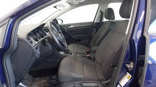 2019 Volkswagen e-Golf WVWKR7AU2KW902366