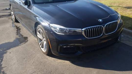 2018 BMW 7 Series WBA7J2C50JG938083