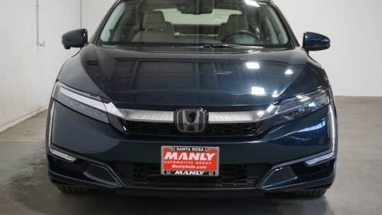 2018 Honda Clarity JHMZC5F19JC019107