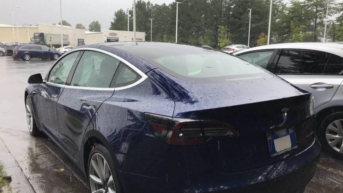 2020 Tesla Model 3 5YJ3E1EB9LF666987