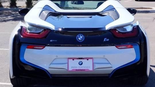 2019 BMW i8 WBY2Z6C59KVB82815