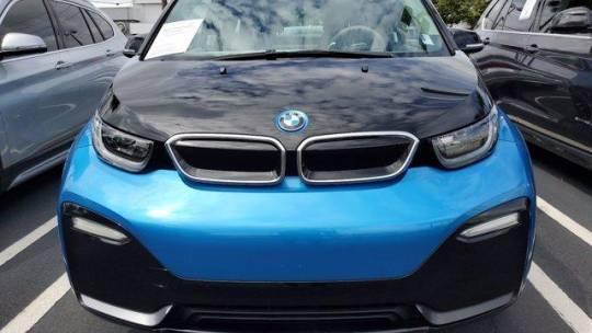 2018 BMW i3 WBY7Z8C5XJVB86839