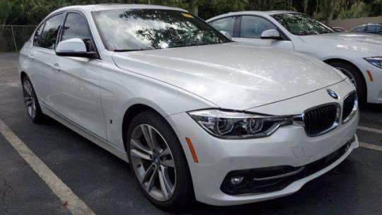 2018 BMW 3 Series WBA8E1C57JA180376