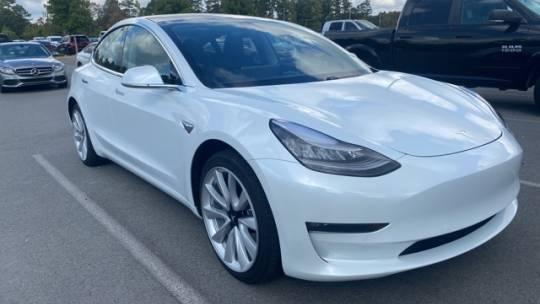 2019 Tesla Model 3 5YJ3E1EB2KF512474
