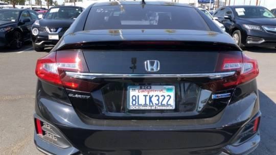 2019 Honda Clarity JHMZC5F1XKC002771